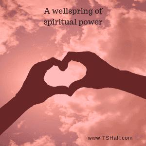 spiritual power and light