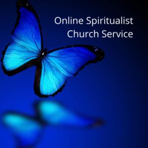 spiritualist church online